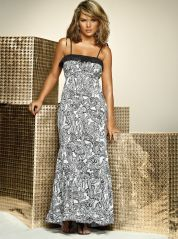 Paisley Maxi Dress by Phax