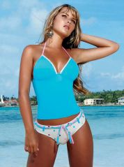 Mix and Match Tankini with Spots